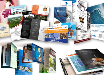 EMP Brochure Collateral Design Services for Investors Entrepenerurs Brands Print Design